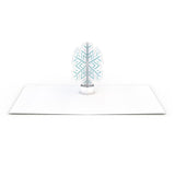 Snowflake Thank You Notecards (Assorted 4-Pack)                                   pop up card - thumbnail