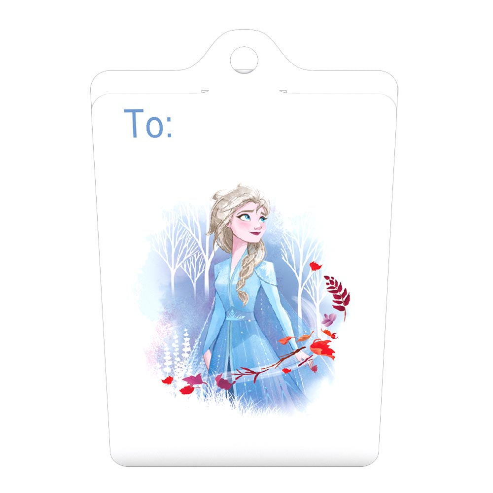 Gift Tag 4-Pack: Disney Frozen 2             pop up card