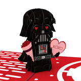 Star Wars Darth Vader™ Valentine                                   pop up card - thumbnail