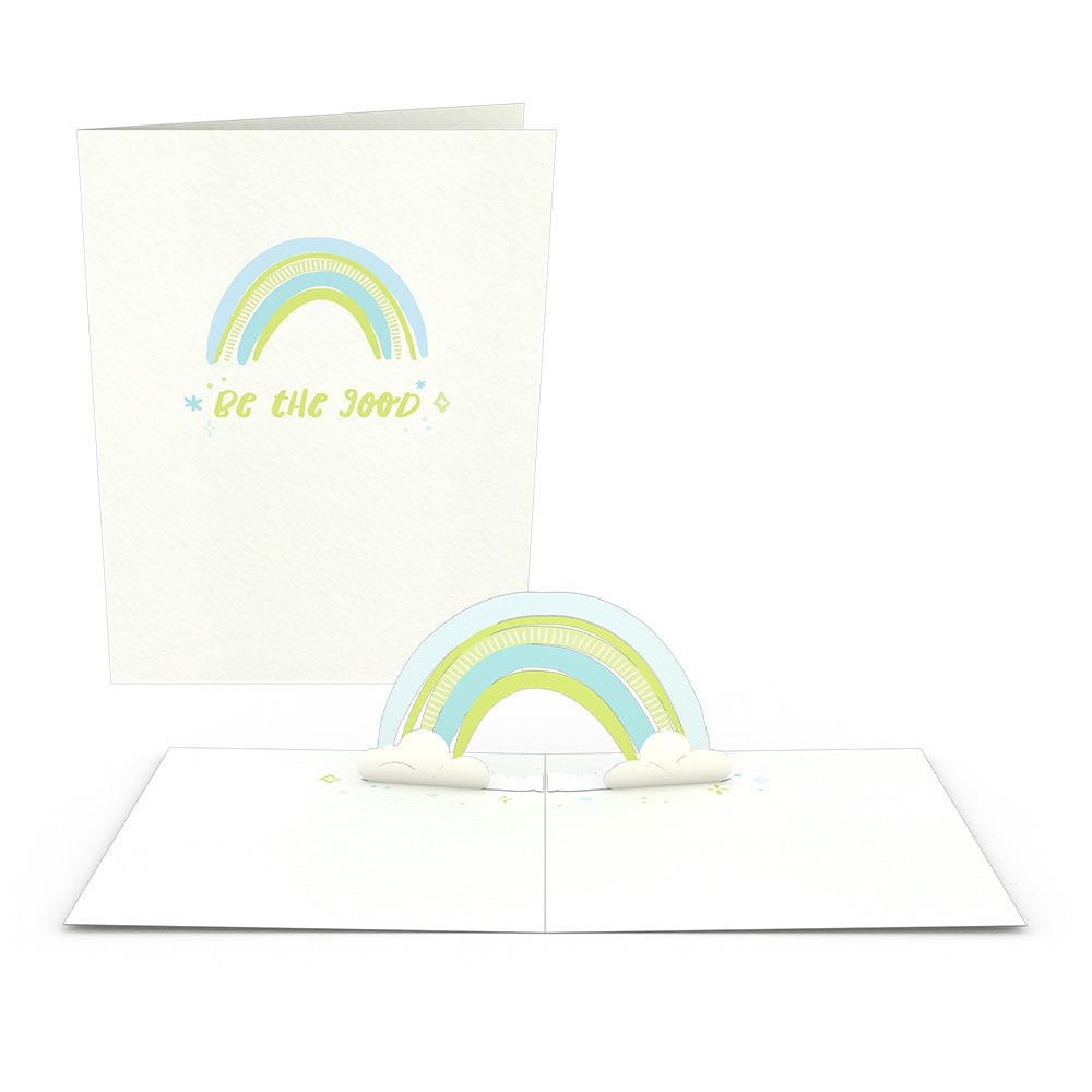 Rainbow Notecards (Assorted 4-Pack)
