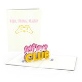 Girl Power (Assorted 4 Pack)                                   pop up card - thumbnail