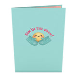Bun in the Oven                                   pop up card - thumbnail