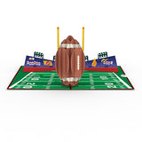 Dad's Touchdown                                                          birthday                                                     pop up card - thumbnail