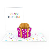 Happy Birthday Present                                                                       pop up card - thumbnail
