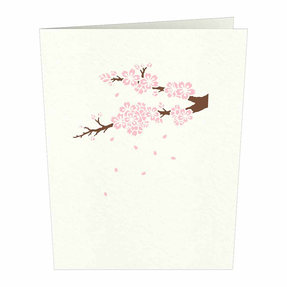 Cherry Blossom Notecards (4-Pack)