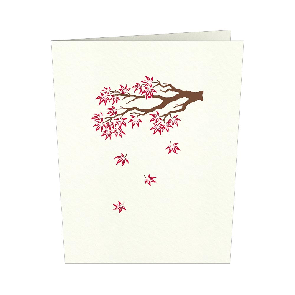 Japanese Maple Notecards (4-Pack)