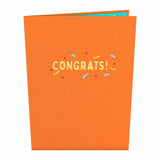 Congrats Trophy                                   pop up card - thumbnail