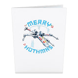 Star Wars™ - A Very Merry Hothmas                                   pop up card - thumbnail