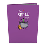 Disney's Hocus Pocus I Put a Spell on You                                   pop up card - thumbnail