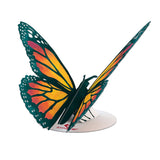 Stickerpop™: Monarch Butterfly (5 Pack)                                   pop up card - thumbnail
