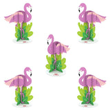 Stickerpop™: Flamingo (5 Pack)                                   pop up card - thumbnail