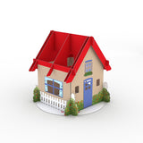 Stickerpop™: House (1-Pack)                                   pop up card - thumbnail