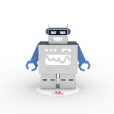 Stickerpop™: Robot (5-Pack)                                   pop up card - thumbnail