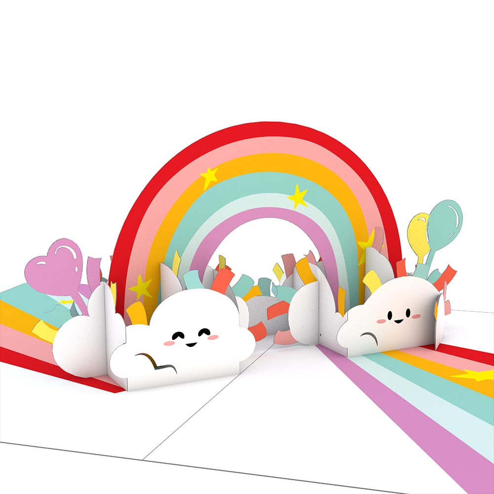 Playpop Card™: You Are Made of Magic Rainbow