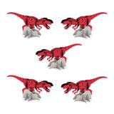 Stickerpop™: T-rex (5-Pack)                                   pop up card - thumbnail