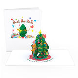Playpop Card™: Christmas Tree Party                                   pop up card - thumbnail