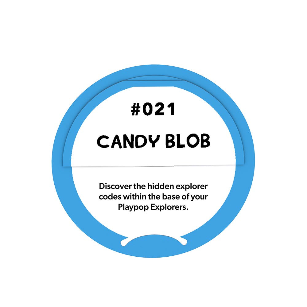 Playpop Explorers™: The Candy Bunch Collection (1 of 4)