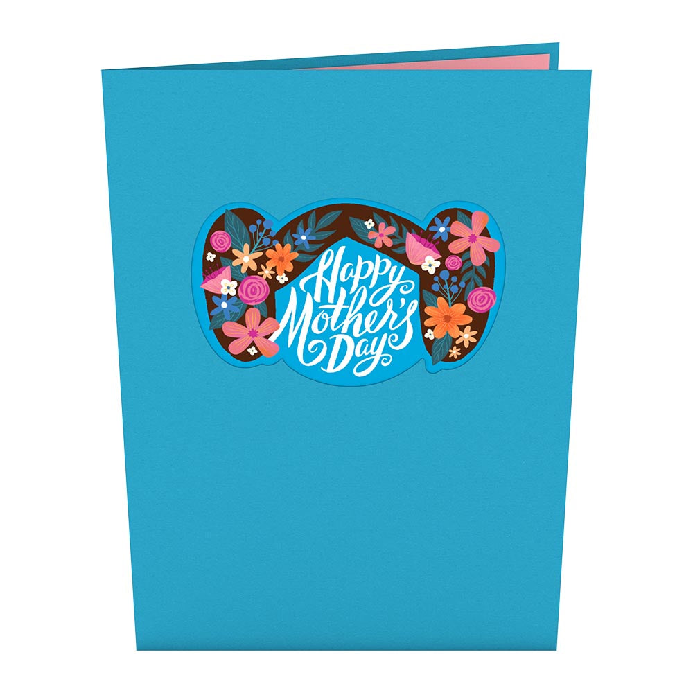Star Wars™ Happy Mother's Day            pop up card
