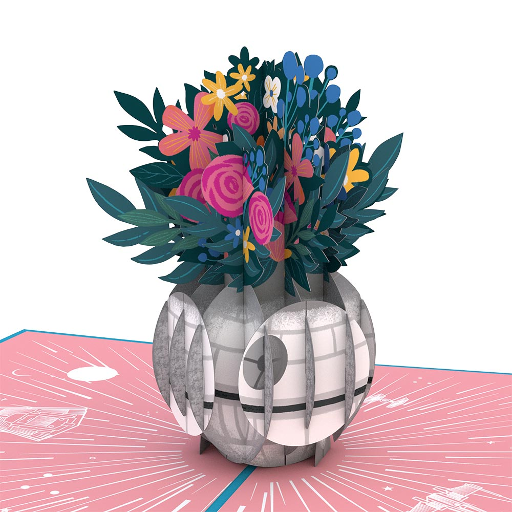 Star Wars™ Happy Mother's Day 3D card