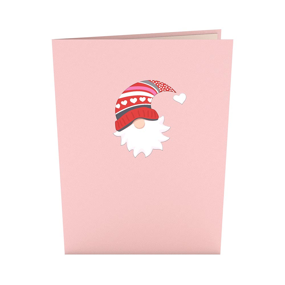 There's Gnome-One Like You             pop up card