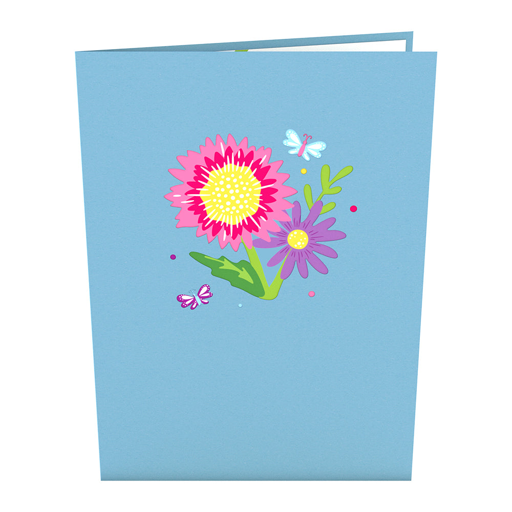 Thinking of You Pop-Up Card