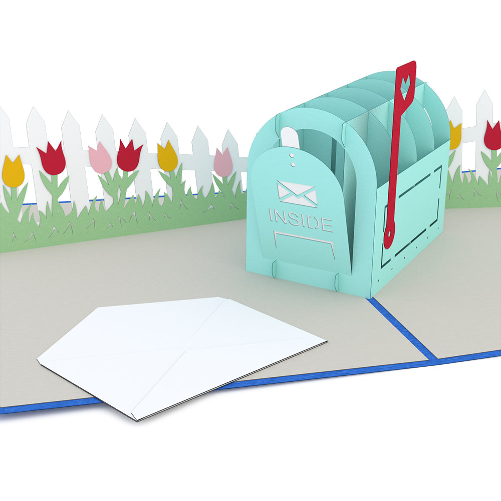 Mailbox             pop up card