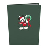 Disney's Mickey Mouse Holiday Greetings                                   pop up card - thumbnail