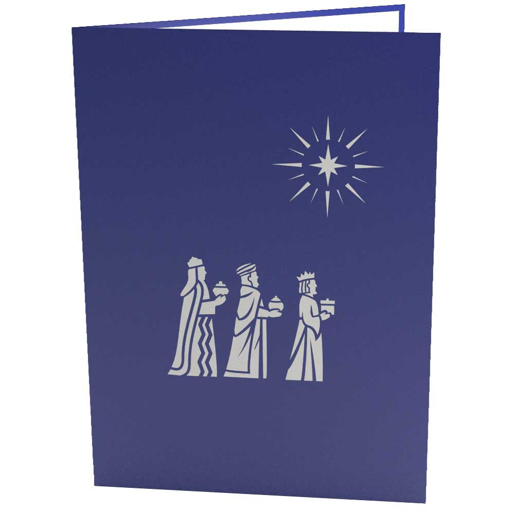 3D Nativity Pop Up Christmas Card - Lovepop