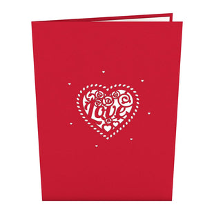 Original Lovepop Big Pop Up Love Card