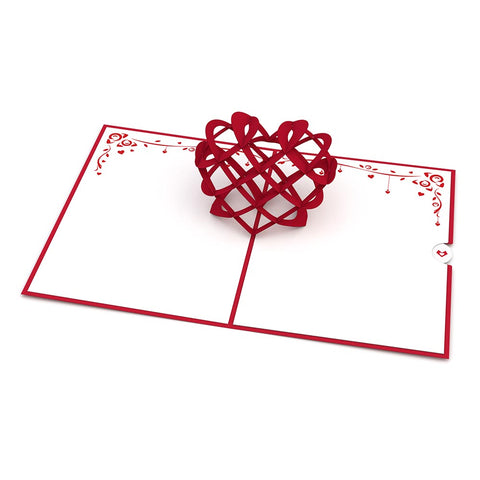 Original Lovepop Big Pop Up Love Card greeting card -  Lovepop