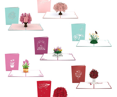 pop up flower cards floral greeting cards lovepop