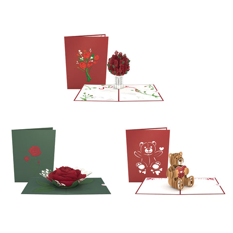 Valentine S Day Cards Pop Up Valentines Lovepop