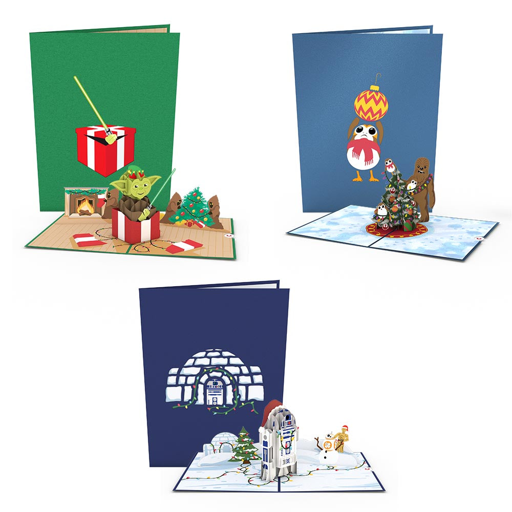 Star Wars™ Holiday 3-Pack