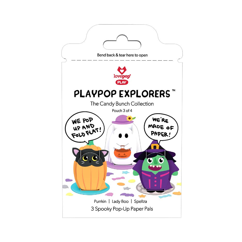 Playpop Explorers™: The Candy Bunch Collection (3 of 4)