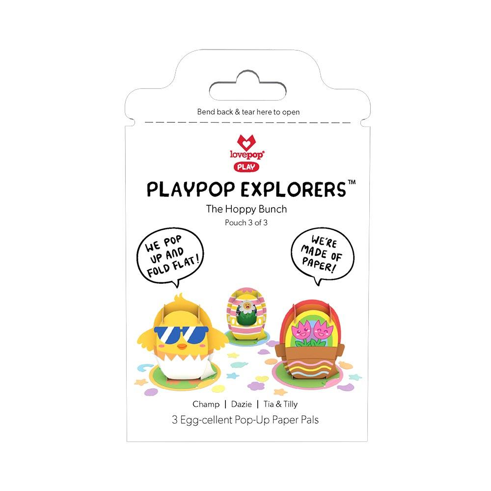 Playpop Explorers™: The Hoppy Bunch (Complete Collection)