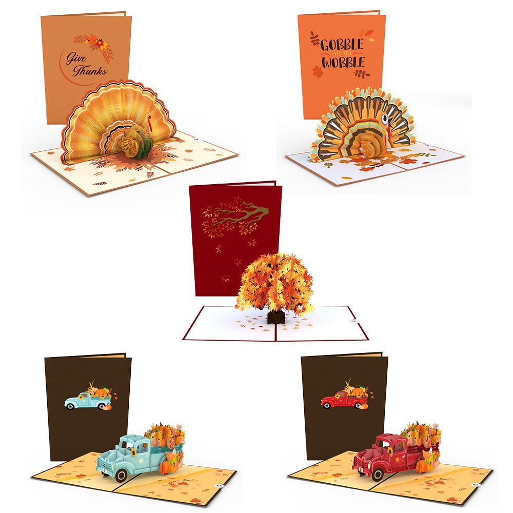 Thanksgiving 5-Pack