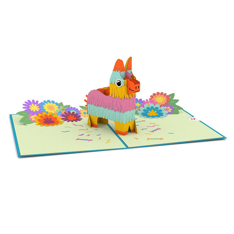 Pinata Pop up Card greeting card -  Lovepop