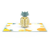 Pineapple                                   pop up card - thumbnail