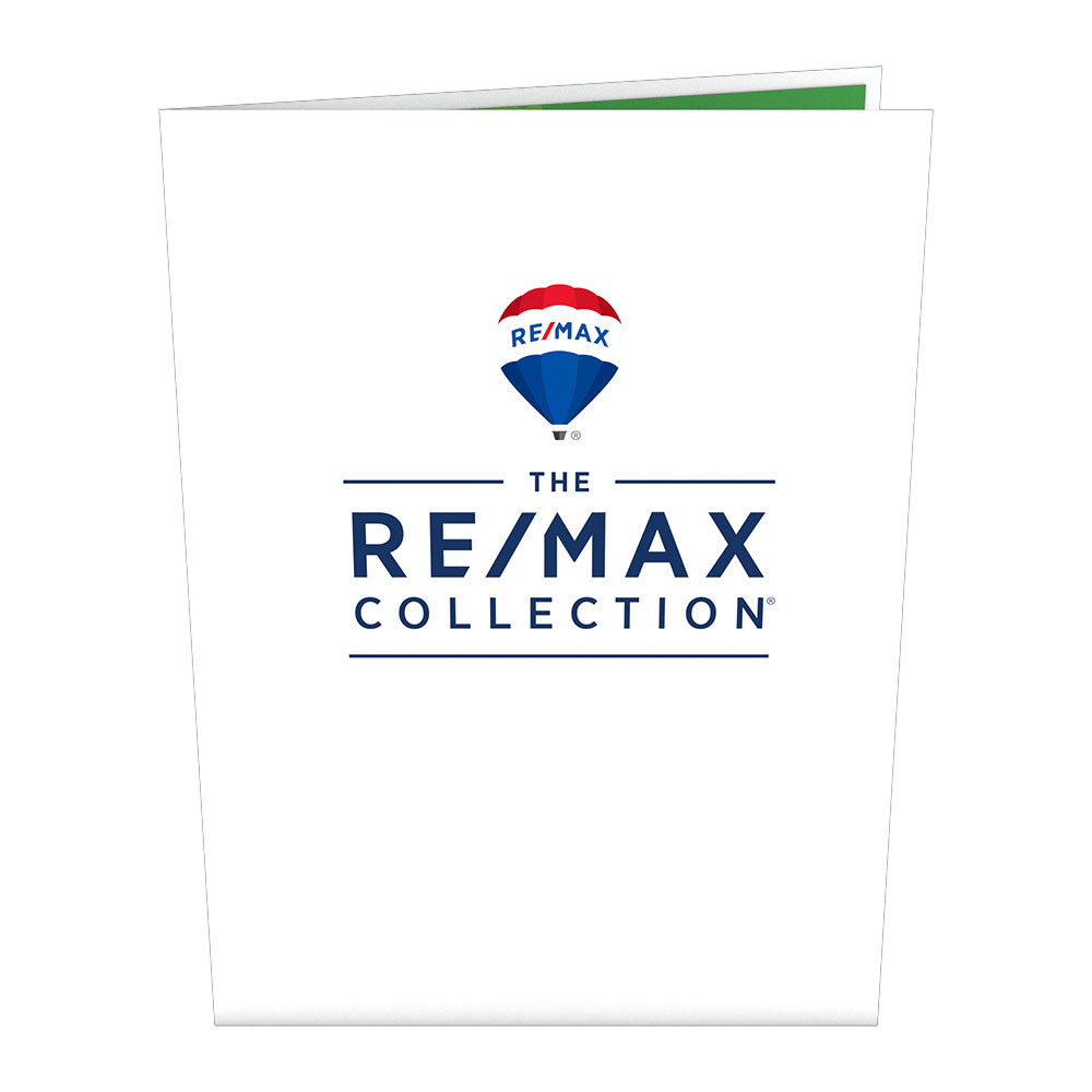 RE/MAX® Collection pop up card
