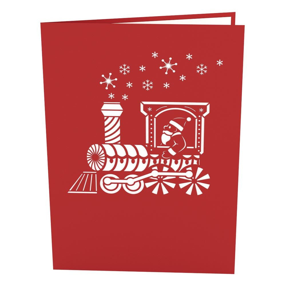 12 Days of Christmas Pack pop up card