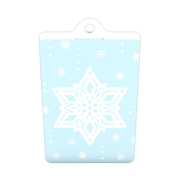 Snowflake Gift Tags 4 Pack