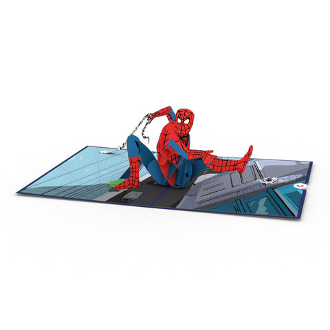 Spider-Man greeting card -  Lovepop