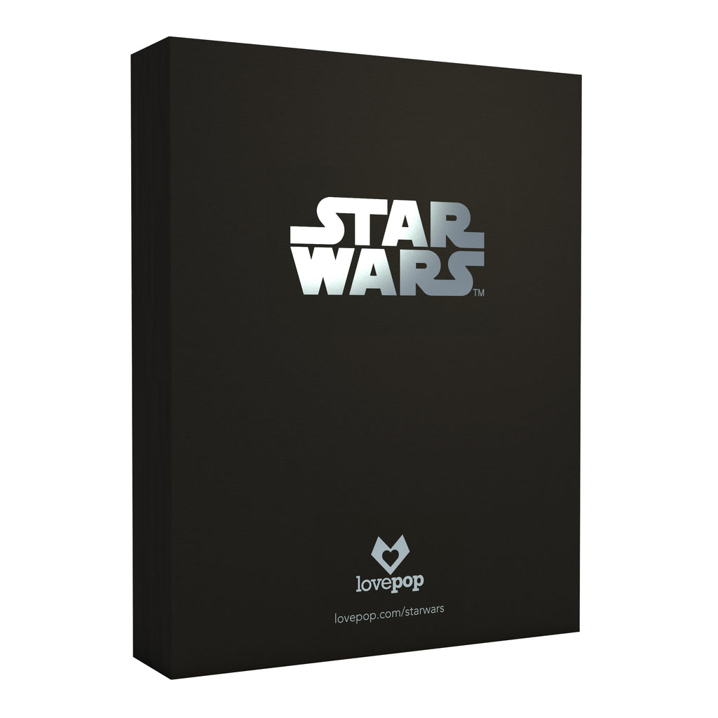 Star Wars SERIES I Collector's Box pop up card