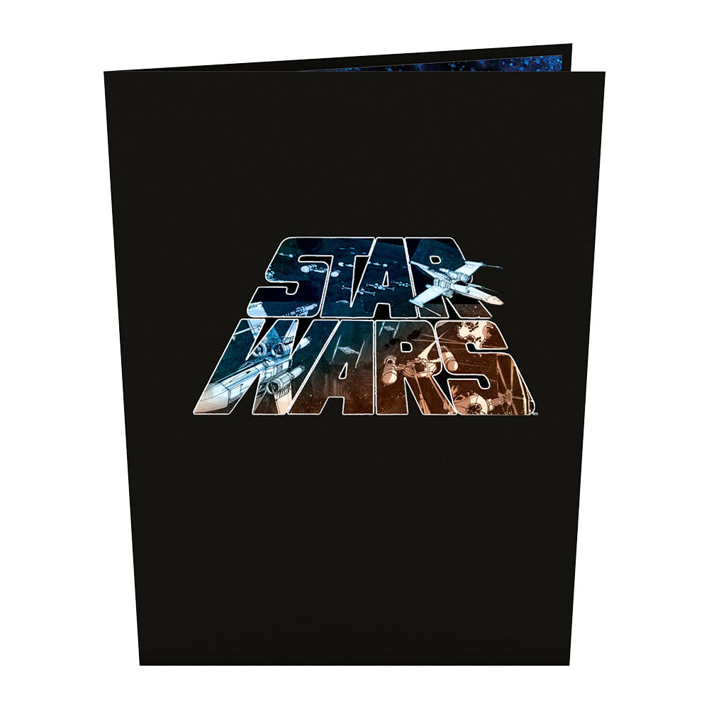 Star Wars: A New Hope™ Poster pop up card