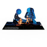Star Wars: A New Hope™ Poster pop up card - thumbnail