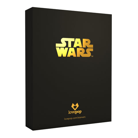 Star Wars SERIES II Collector's Box greeting card -  Lovepop