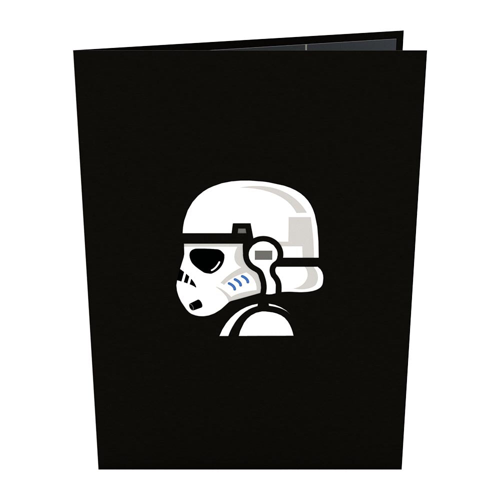 Stormtrooper™ Squad pop up card