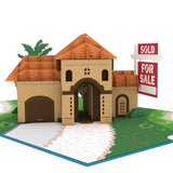 Stucco House for Sale pop up card - thumbnail