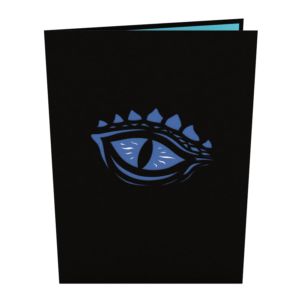 Game of Thrones The Night King and Viserion Pop up Card