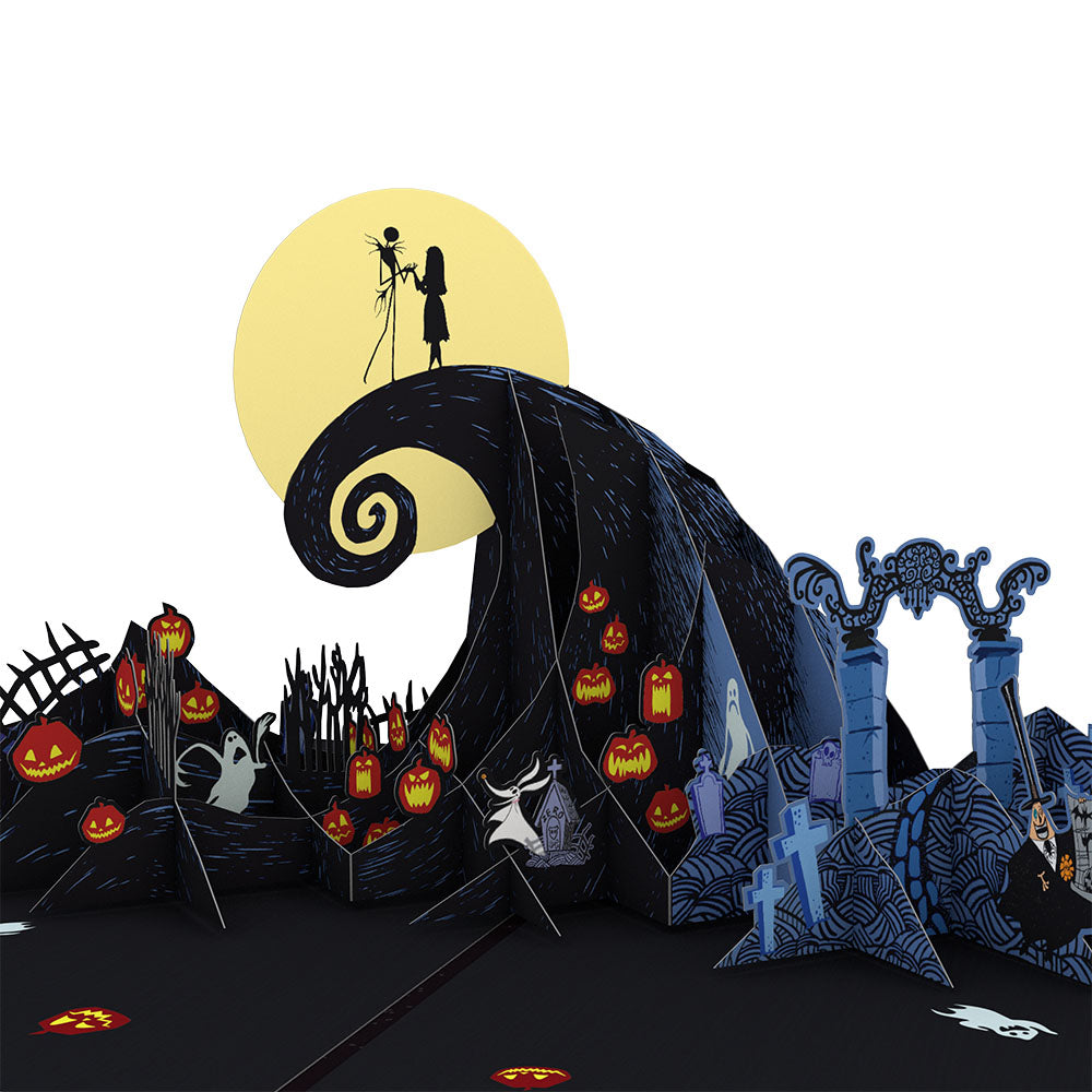 Disney's Tim Burton's The Nightmare Before Christmas - Lovepop